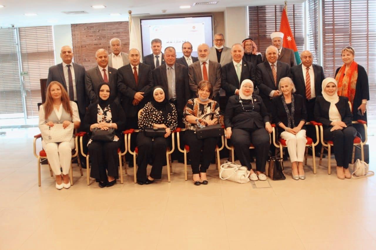 توقيع مذكرة تفاهم بين تجارة الاردن وجمعية عَون الثقافية الوطنية
