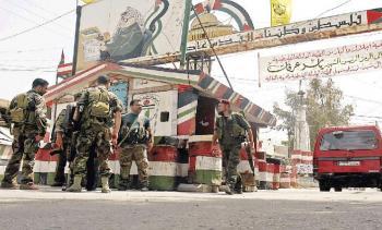 قتيلان و3 جرحى في مخيم عين الحلوة للاجئين الفلسطينية في لبنان