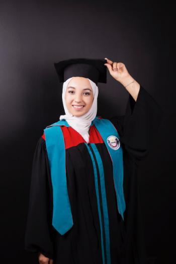 عرين اسد غوانمه .. مبارك التخرج
