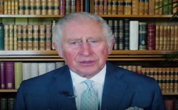الأمير تشارلز يوجه رسالة للأردن يبدأها بـ السلام عليكم (فيديو)