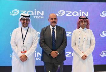 الخرافي: زين تطلق ZainTech في أسواق الشرق الأوسط