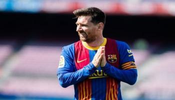 قيود الدوري الإسباني تحاصر عقد ميسي الجديد مع برشلونة