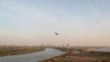 السودان: منسوب النيل الأزرق وصل إلى مرحلة الفيضان