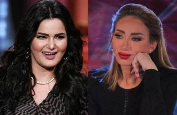 ريهام سعيد تتنازل عن قضيتها ضد سما المصري
