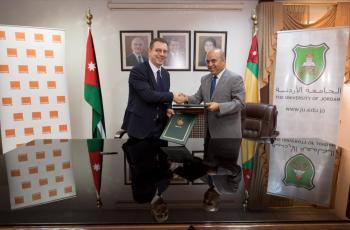 Orange تجدد شراكتها مع الأردنية لتلبية احتياجات كوادرها وطلابها