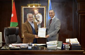عمادة البحث العلمي بجامعة عمان الاهلية تطلق الإصدار الجديد لمجلة البلقاء للبحوث والدراسات