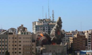 همم: عدوان الاحتلال الإسرائيلي على الفلسطينيين جريمة حرب