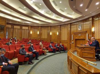 الصفدي: الأردن يقوم باصلاحات اقتصادية وسياسية تشكل ضرورة وطنية