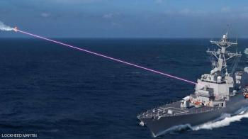 سلاح أميركي جديد يصعق الطائرات