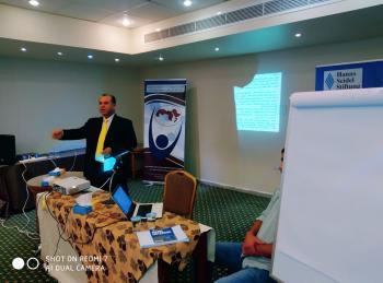 اعلام اليرموك يشارك في ورشة تدريبية حول خطاب الكراهية