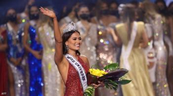 مكسيكية تفور بلقب ملكة جمال الكون 2020
