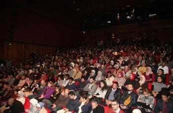 اختتام مهرجان كرامة لافلام حقوق الانسان 7 السبت