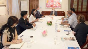 السفير الكوري: الأردن أول دول في الشرق الأوسط تعلن خطتها للتغير المناخي