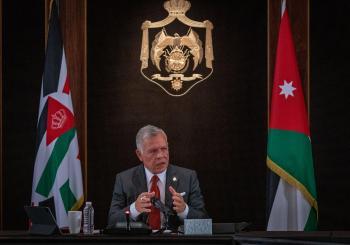 الملك يدعو إلى توسيع نطاق عمل قطاع خدمات الإسناد المحلي