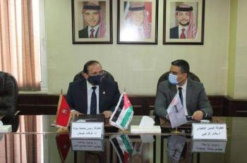 تعاون بين مؤتة والمؤسسة الاردنية لتطوير المشاريع