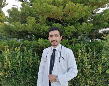 الدكتور أحمد هاني ابو هزيم مبارك