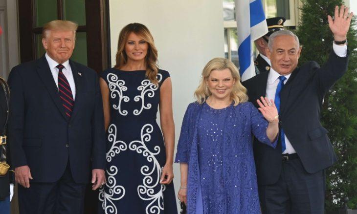 عائلة نتنياهو تجلب معها في كل زيارة لأمريكا ملابسها القذرة لغسلها على حساب البيت الأبيض