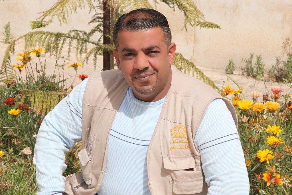 محمد نمر العوايشة