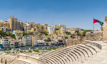 العمل الاسلامي: لم نبلغ بقرار السياحة حول طلب حجز المدرج الروماني