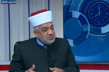 الخلايلة: قرار اغلاق المساجد كان مؤلمًا رغم توافقه مع احكام الشريعة