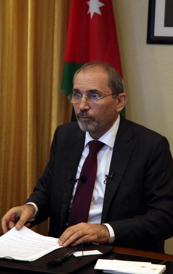 الصفدي لمجلس الأمن: يجب منع الضم