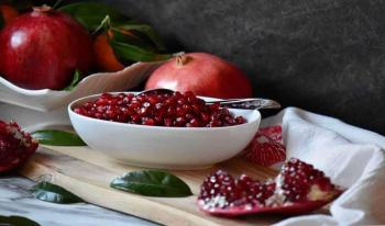 فوائد بذور الرمان الصحية