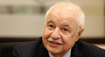 ابو غزالة: درس في التاريخ يجنبنا حرب عالمية ثالثة