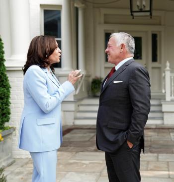 الملك: ملتزمون بالعمل مع الولايات المتحدة من أجل عالم أكثر ازدهارًا وسلامًا