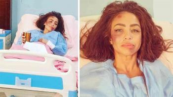 تفاصيل خدعة تعرض دوللي شاهين للضرب