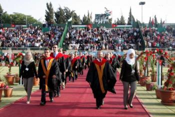 النشامى الطلابية تطالب باقامة حفلات التخرج