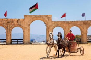 الدخول للمواقع الأثرية والسياحية للأردنيين والعرب مجانا في يوم المئوية