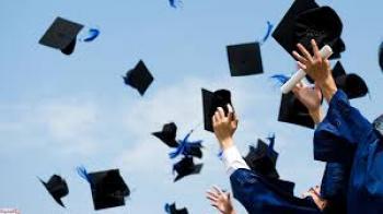 حمزة حمدان ..  مبارك التخرج