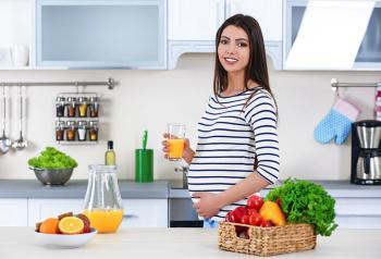 نصائح غذائية للمرأة الحامل
