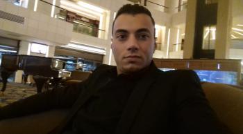 عبدالله هاني كساب ..  مبارك الزفاف