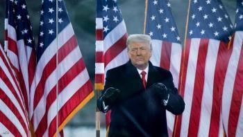 الشيوخ الامريكي يبرئ ترامب من تهمة الحض على التمرد