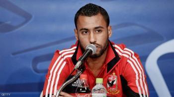 الاتحاد السكندري يضم قائد الأهلي المصري السابق