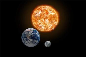 الارض في ابعد مسافة عن الشمس السبت