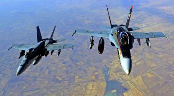 روسيا تدين بشدة الضربات الأميركية في سوريا