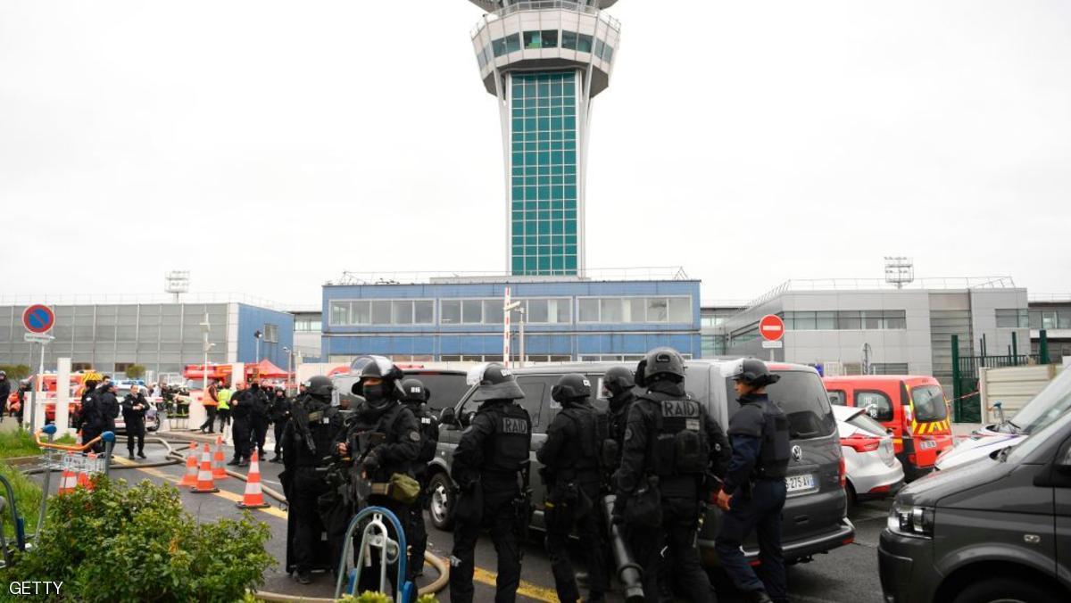 إغلاق تام لمطار باريس أورلي
