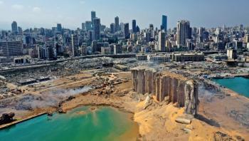 تحقيق أمريكي: كمية نترات الأمونيوم في انفجار بيروت أقل من الشحنة الأصلية