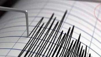 كاميرات المراقبة ترصد لحظة وقوع زلزال قوي في اليونان
