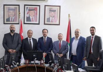 جامعة الشرق الأوسط توقع اتفاقية تمويل مشروعين بحثيين موجهة للتعامل مع فيروس كورونا
