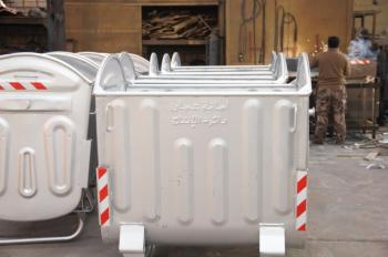 مطلوب توريد حاويات معدنية للنفايات لبلدية الباسلية