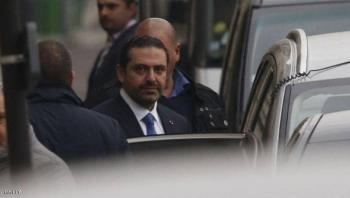 لبنان ..  بيان رسمي بشأن موكب الحريري والحادث الأمني