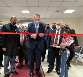 مركز جديد للخدمات الحكومية الشاملة في الزرقاء