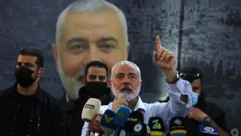 حماس: قررنا الاستمرار ما لم يتوقف العدوان