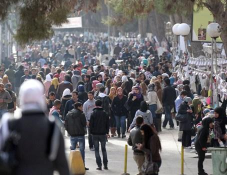 القوى الطلابية في الأردنية ترفض الانتخابات الالكترونية