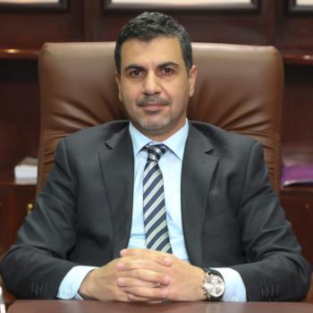 أعيان ونواب مأدبا يلتقون وزير المياه والري