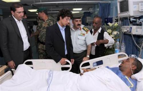 حيدر محمود يكتب: وسامان أردنيان على صدر أحمد العدوان