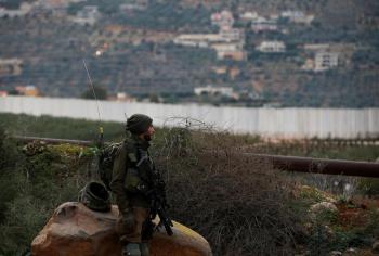 بيروت: توتير اسرائيلي للأجواء الحدودية اللبنانية ليلا